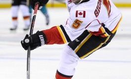 Flames Make Big Statement With Mark Giordano Extension