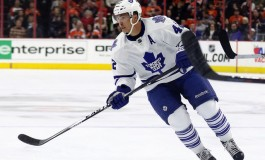 Toronto Maple Leafs Training Camp: The Centers