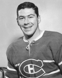 Noel Picard's blast from the blue line led to Montreal's first goal.