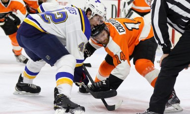 Sean Couturier is a Steal at $26 Million
