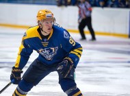 Nikita Soshnikov Waiting His Chance In The NHL