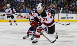 Top-5 Goals of the New Jersey Devils 2014-15 Season
