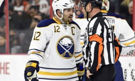 Sabres Are Without Their Captain