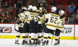 Western Canadian Road Trip Awaits Streaking Bruins