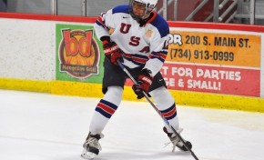 USHL Scoring Leaders Littered with BU Recruits