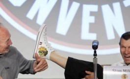 The Story Behind Stan Mikita's Blackhawks Kicks