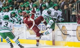 UND's Gage Ausmus Named Captain