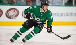 Antoine Roussel One of Five French Players to Rock the NHL