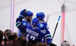 Canucks Extend Sven Baertschi For a Year
