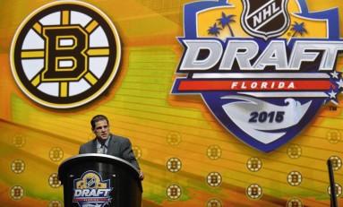 Bruins' Sweeney Showing Improvement