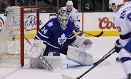 Could the Sabres Target James Reimer?