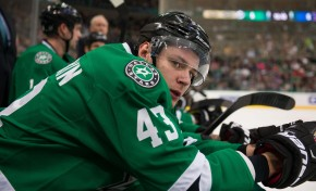 Nichushkin Getting His Game Back On Track
