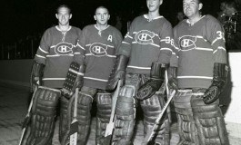 50 Years Ago in Hockey: 65-66 Goalie Preview - Canadiens