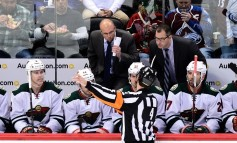 Wild Asst Coach Darryl Sydor Enters Treatment Following Arrest
