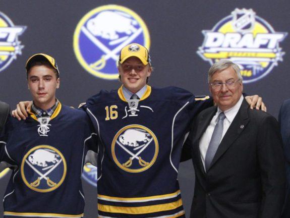 Alexander Nylander, 2016 NHL Draft, NHL