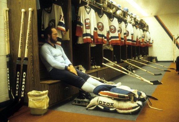 Billy Smith, Nassau Coliseum, NHL, New York Islanders
