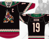 "Coyotes Go Retro For ""Throwblack Friday"""
