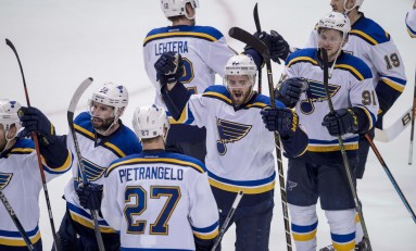 Blues Earn Much-Needed Rest before Western Conference Final