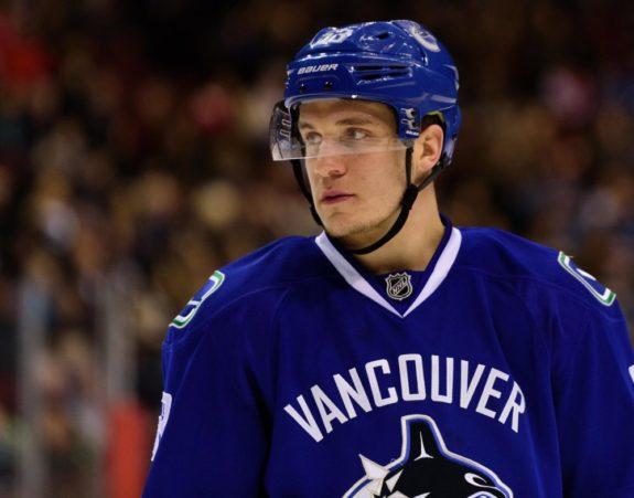 Bo Horvat, Vancouver Canucks
