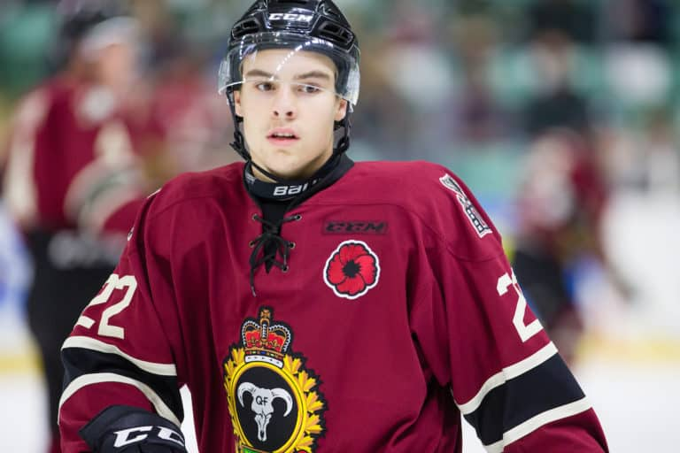 Brandon Hagel Red Deer Rebels