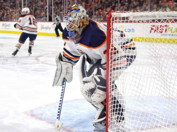 Cam Talbot Oilers