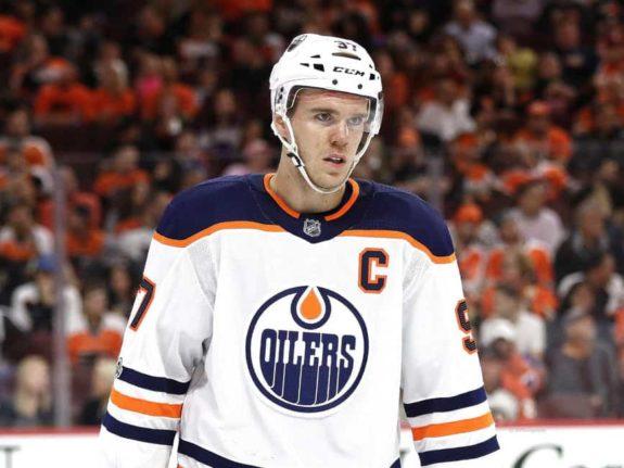 Connor McDavid Oilers