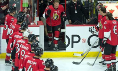 Senators to Retire Alfredsson's #11