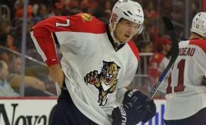 Florida Loses Dmitry Kulikov
