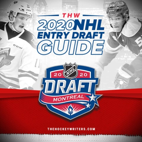 The Hockey Writers 2020 NHL Entry Draft Guide