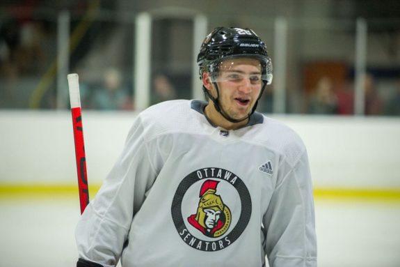 Erik Brännström Ottawa Senators
