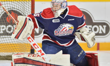 Behind the Mask with Evan Cormier