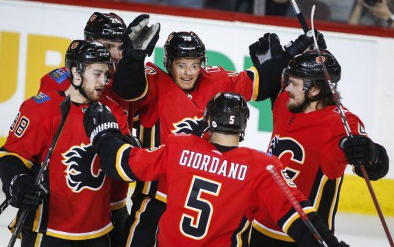 Derek Ryan Calgary Flames