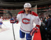 George Parros Montreal Canadiens
