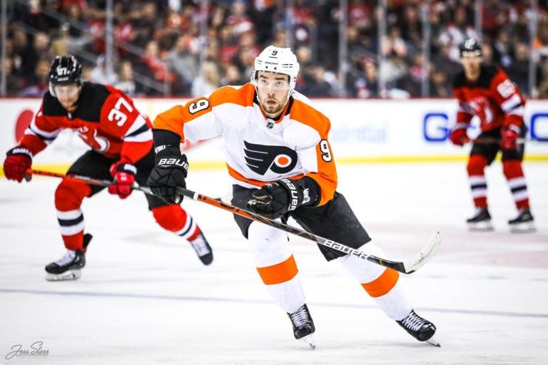 Ivan Provorov Philadelphia Flyers