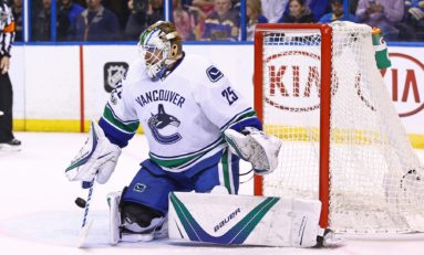 The Nuck Stops Here: Markstrom, Pedan & Holm