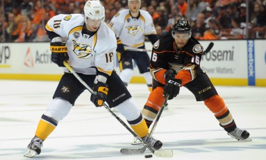 Preview: Ducks Begin Five-Game Gauntlet Against Predators