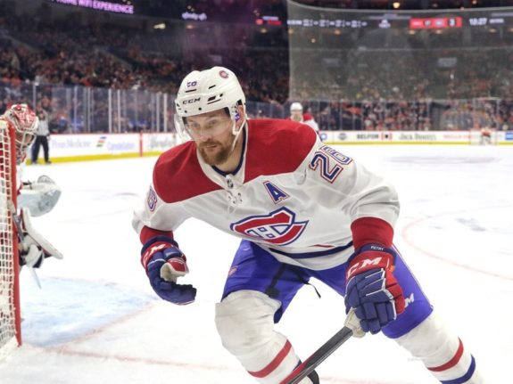 Jeff Petry Montreal Canadiens