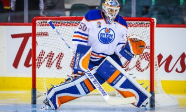 What Should the Oilers Do with Gustavsson?