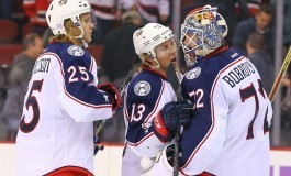 Blue Jackets Quarter Report