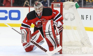 Devils Camp: A Goaltender Competition?