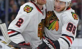 November Reign: Blackhawks Best Line