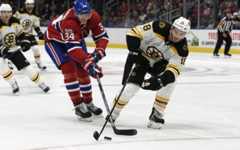 Overtime With BSC: Kenny Agostino Working Hard to Crack the Boston Bruins Roster