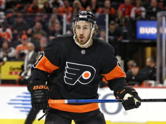 Kevin Hayes Philadelphia Flyers