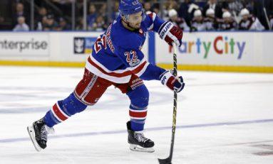 Rangers Early Season Improvements