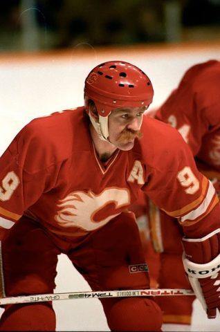Lanny McDonald, Calgary Flames