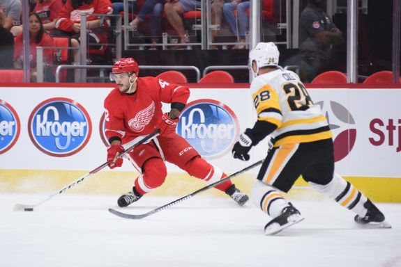 Martin Frk Red Wings