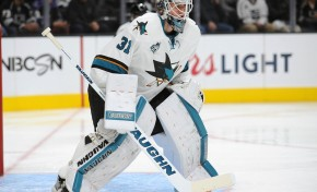 The Long Road Pays Off For Martin Jones