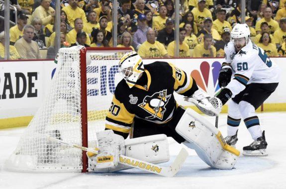 Matt Murray, Pittsburgh Penguins, NHL