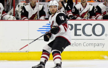 Arizona Coyotes Season Preview: Forwards