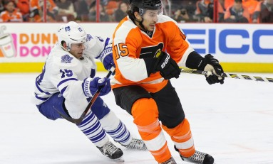 Is Del Zotto the Canucks #1 Defenceman?